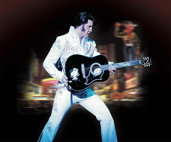 Elvis - If I can dream image