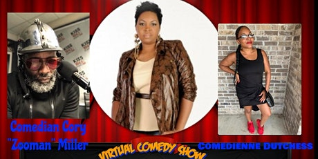 JokerS Comedy PresentS  No Mask Just Laughs  Online Comedy Show tickets