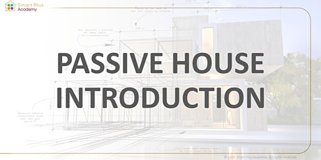Passive House Introduction tickets