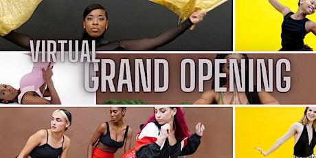 Digital Dance Studio - Virtual Grand Opening tickets