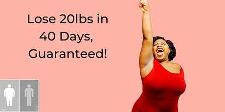 Holistic Food Plan and Hypnosis for Guaranteed Weight Loss tickets