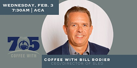 February, Coffee With Bill Rodier tickets