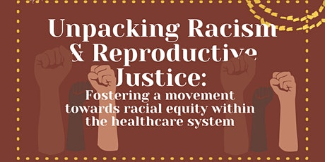 Unpacking Racism & Reproductive Justice: A Black History Month Offering tickets