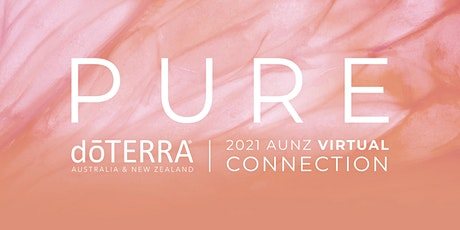 dōTERRA AU/NZ PURE  Virtual Connection 2021 bilhetes