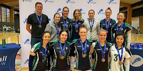 2021 Sydney North Volleyball Women's representative team trials tickets