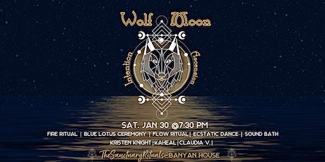 Wolf Moon tickets