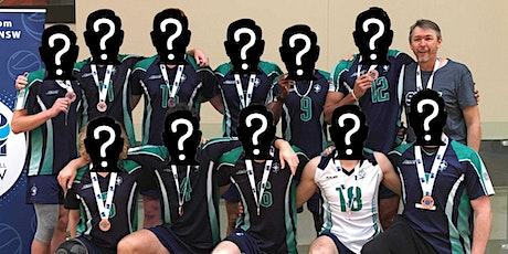 2021 Sydney North Volleyball Men's representative team trials tickets