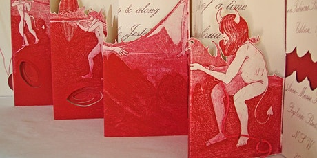 Artists book making with Anne-Maree Hunter tickets