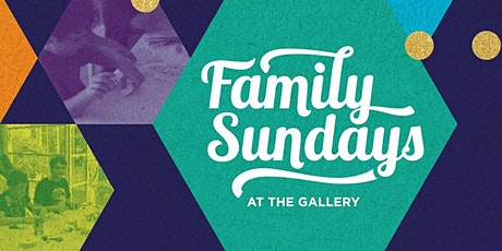 Family Sundays at the Gallery (April) tickets