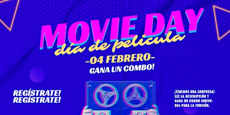 Movie Day | TF Youth boletos