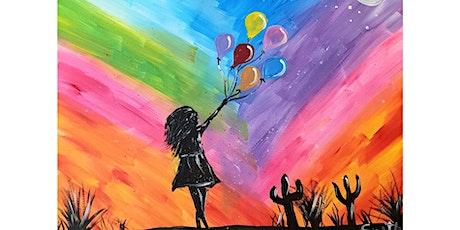 Balloon Girl - WellCo Cafe (Feb 25 7pm) tickets