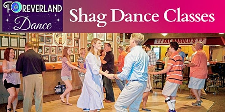 Shag Dance Class  -  Foreverland Dance tickets