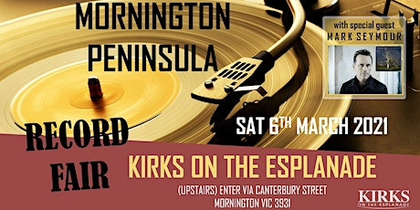 Mornington Peninsula Record Fair - with special guest Mark Seymour tickets