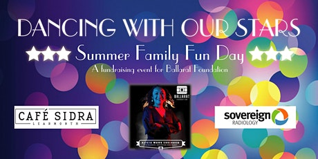 Dancing With Our Stars - Summer Family Fun Day tickets