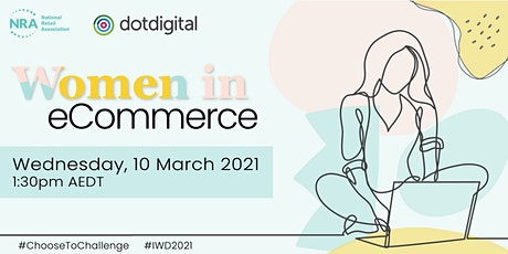 IWD2021 | Women in eCommerce | Virtual Panel tickets