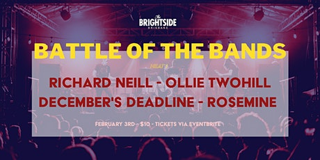 Battle of the Bands 2021 - HEAT 1 tickets