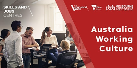 Australia Working Culture tickets