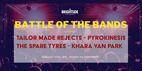 Battle of the Bands 2021 - HEAT 3 tickets
