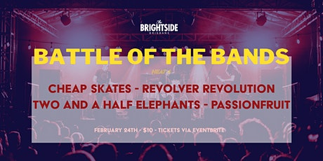 Battle of the Bands 2021 - HEAT 4 tickets