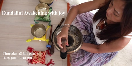 Kundalini Awakening with Joy tickets