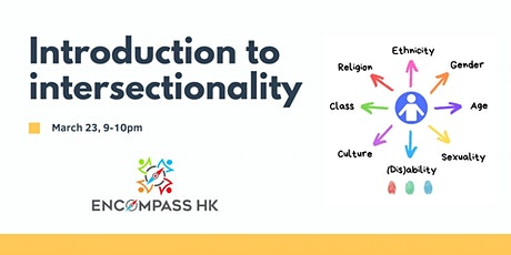 Introduction to intersectionality tickets