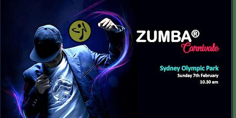 Zumba® Carnivale tickets