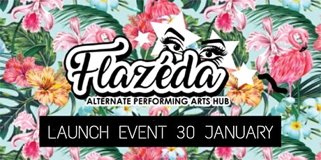 Flazéda LAUNCH tickets