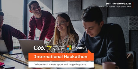Opening Ceremony - ITS & GAA 'International Hackathon' powered by Microsoft tickets