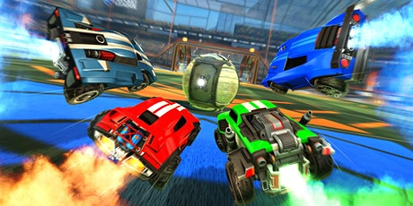 Rocket League tournament tickets