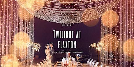 Twilight at Flaxton - tickets