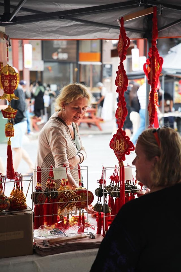 Chinatown Lunar New Year Street Party image