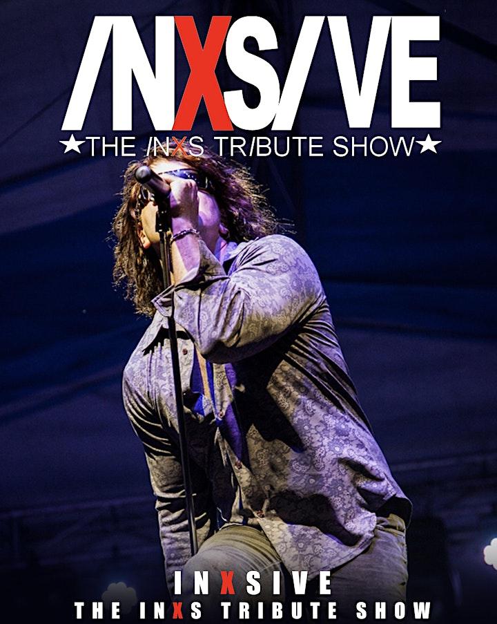 Inxsive LIVE - INXS Tribute Show at Merchant Lane, Mornington! image