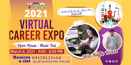 2021 Virtual Career Expo- Music Fest and Open House tickets