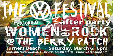 VW Festival After Party feat. Women Of Rock tickets