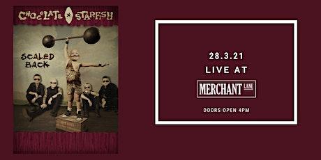 Scaled Back - Chocolate Starfish LIVE at Merchant Lane, Mornington! tickets