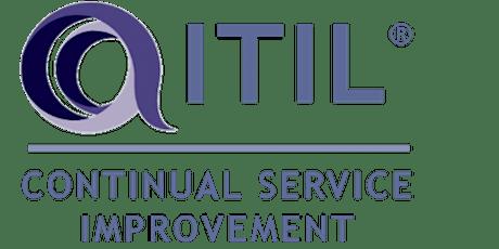 ITIL - Continual Service Improvement(CSI)3Days Virtual Live - Christchurch tickets