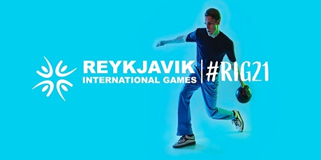Reykjavik International Games 2021 - Bowling - Early Bird tickets