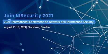 Conference on Network and Information Security (NISecurity 2021) tickets