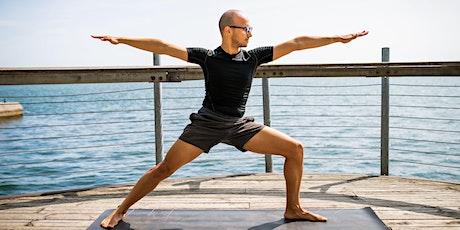 Vinyasa/Power Yoga in the Morning - Online Yoga Class in Toronto tickets