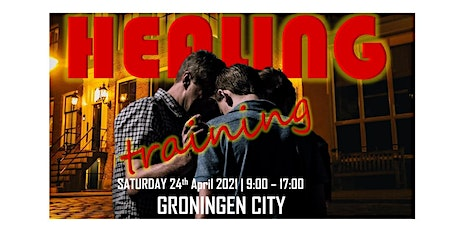 Healing Training - Groningen City (theory and practice) tickets
