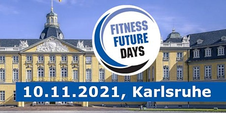 Fitness Future Days Karlsruhe Tickets
