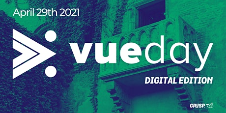 vueday 2021 Digital Edition Tickets