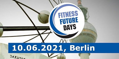 Fitness Future Days Berlin Tickets