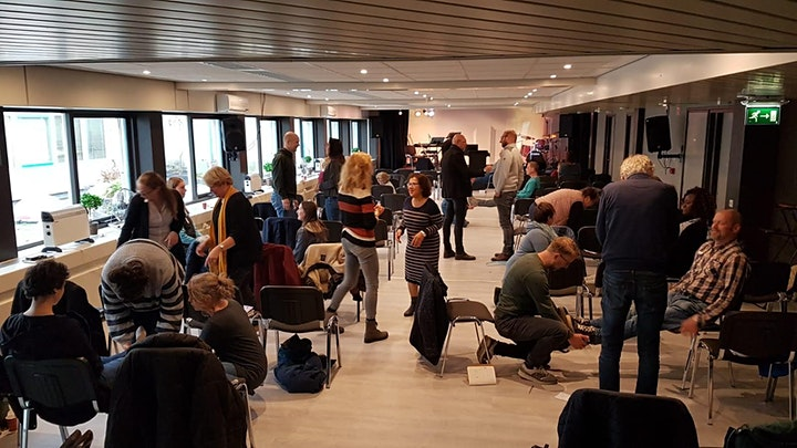 Healing Training - Groningen City (theory and practice) image