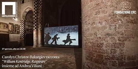 Carolyn Christov Bakargiev  e Andrea Viliani raccontano William Kentridge biglietti