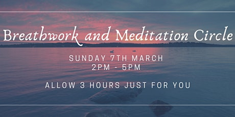 Breathwork and Meditation Circle tickets