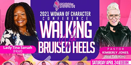 2021 WOMAN OF CHARACTER CONFERENCE tickets