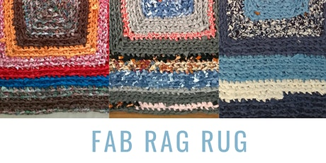 Crochet a Fabulous Rag Rug tickets