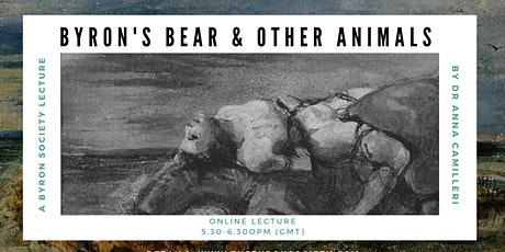 Byron's Bear and Other Animals tickets