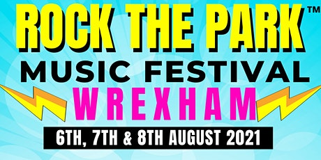 ROCK THE PARK MUSIC FESTIVAL billets